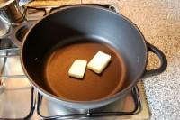 mantequilla para deshacerse
