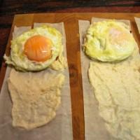 huevos, por fin